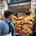 Gerusalemme, il mercato nella Citta' Vecchia