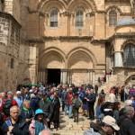 Gerusalemme, Santo Sepolcro