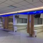 Asquelon ospedale Barzilai, in poche ore 500 pazienti possono essere protetti nel reparto sotterraneo costruito con i fondi del KH